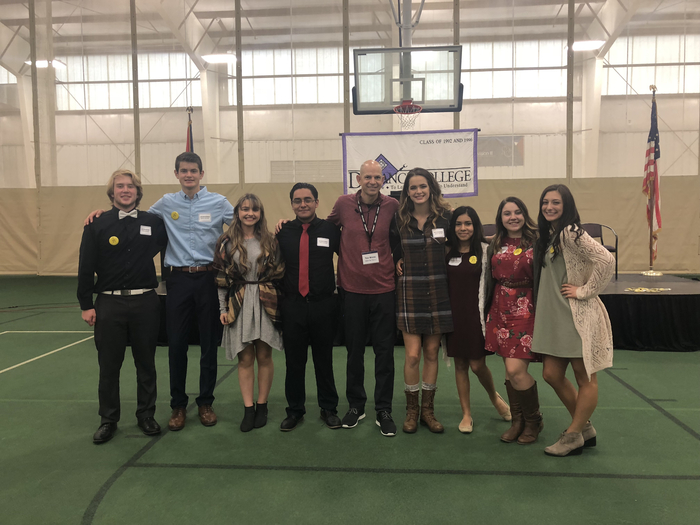 NWO Student Leadership Conference 2018